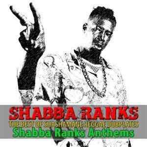 The Best of Shashamane Reggae Dubplates - Shabba Ranks Anthems