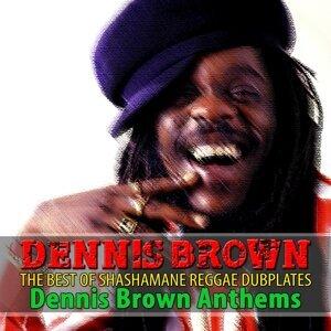 The Best of Shashamane Reggae Dubplates - Dennis Brown Anthems