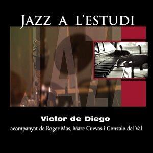 Jazz a l'Estudi: Victor de Diego