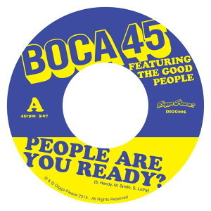 People Are You Ready? (feat. The Good People)