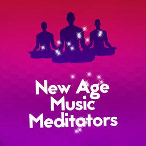 New Age Music Meditators