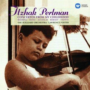 Concertos from  My Childhood (帕爾曼經典之聲56─帕爾曼:來自童年的協奏曲)