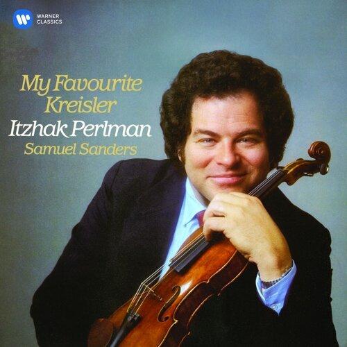 Itzhak Perlman plays Fritz Kreisler (digital) (帕爾曼經典之聲39─帕爾曼演奏克萊斯勒小品(1987數位錄音版))