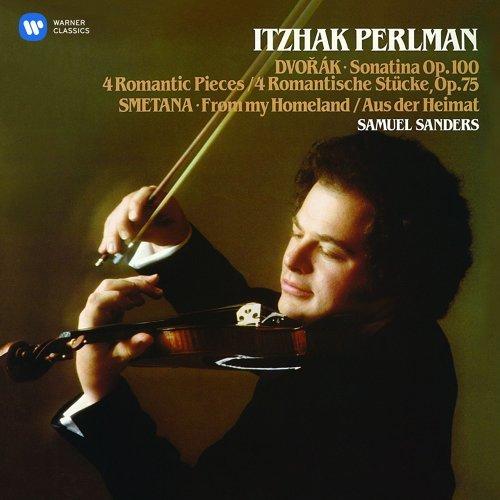 Dvorak: Sonatina; 4 Romantic Pieces / Smetana: From My Homeland (帕爾曼經典之聲36─德弗札克:小奏鳴曲、四首浪漫小品&史麥塔納:我的祖國─「中板」、「小行板」)