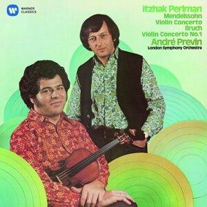 Mendelssohn: Violin Concerto No. 2 - Bruch: Violin Concerto No. 1 (帕爾曼經典之聲5─孟德爾頌&布魯赫:小提琴協奏曲)
