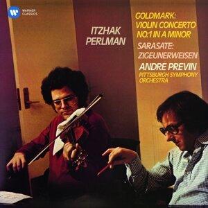 Goldmark: Violin Concerto - Sarasate: Zigeunerweisen