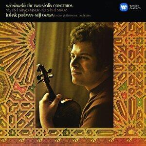 Wieniawski: Violin Concertos Nos 1 & 2