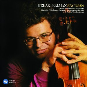 Encores (帕爾曼經典之聲7─ 小提琴安可曲集 I &II) - 2CDs