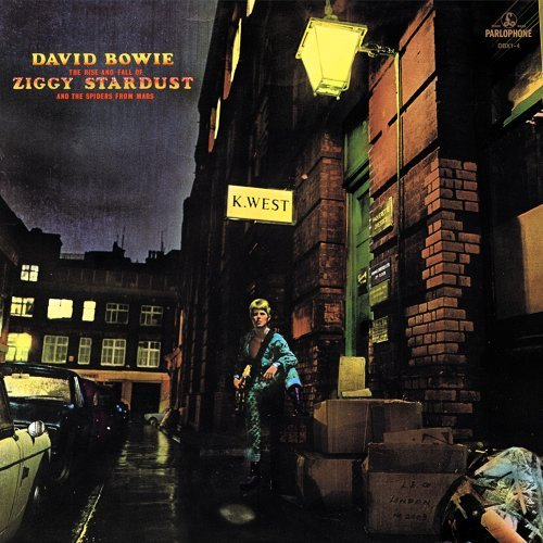 The Rise and Fall of Ziggy Stardust and the Spiders from Mars - 2012 Remaster