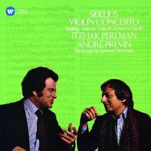 Sibelius: Violin Concerto / Sinding: Suite in A minor, op. 10 (帕爾曼經典之聲21─西貝流士:D小調小提琴協奏曲 &辛定:A小調組曲)
