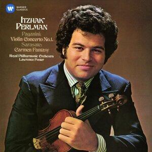Paganini: Violin Concerto No. 1 - Sarasate: Carmen Fantasy