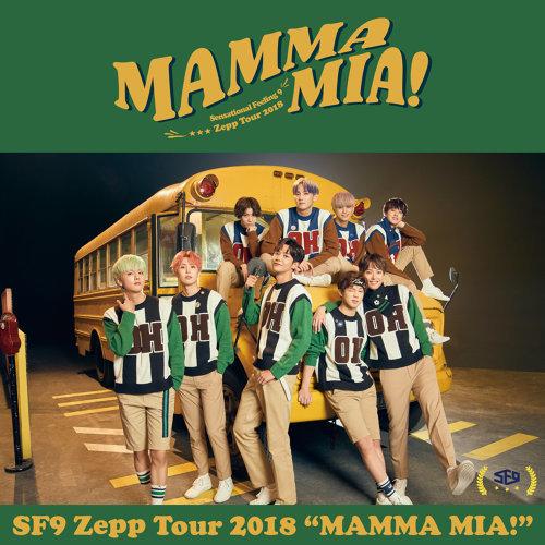 Live-2018 Zepp Tour -MAMMA MIA!-