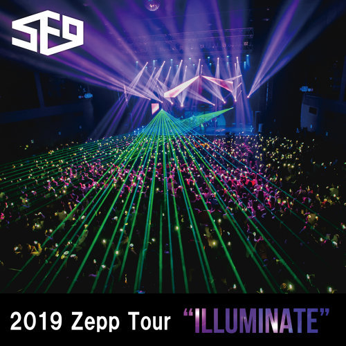 Live-2019 Zepp Tour -ILLUMINATE-