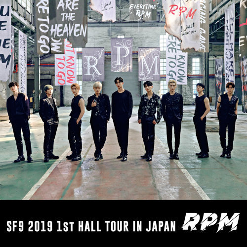 Live-2019 Hall Tour -RPM-