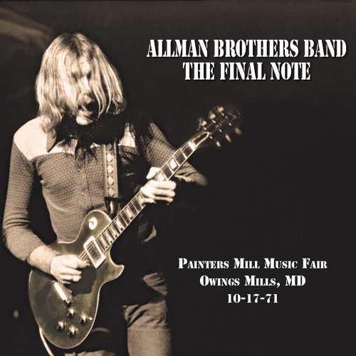 Done Somebody Wrong - Live at Painters Mill Music Fair - 10-17-71