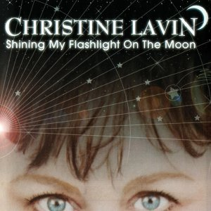 Shining My Flashlight On The Moon