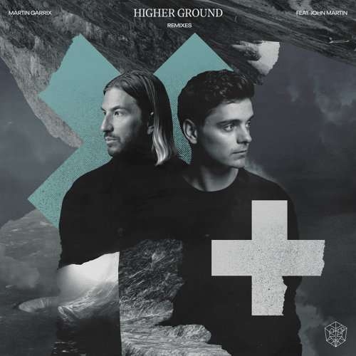 Higher Ground (feat. John Martin) - Remixes