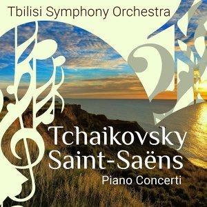 Tchaikovsky & Saint-Saëns: Piano Concerti