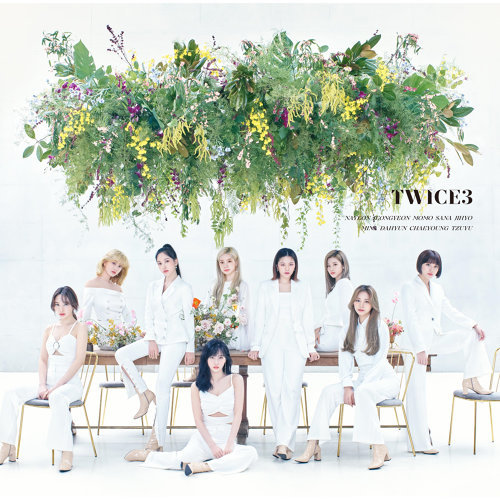 #TWICE3 - Japanese ver.