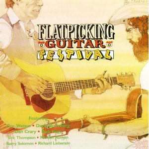 Flatpicking Guitar Festival