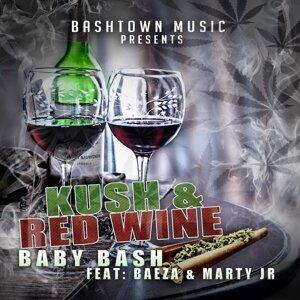 Kush N Red Wine