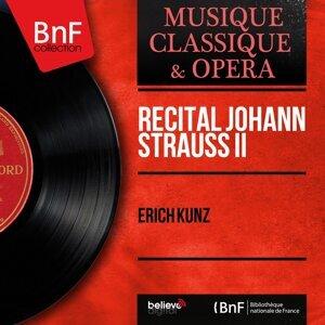 Récital Johann Strauss II - Mono Version