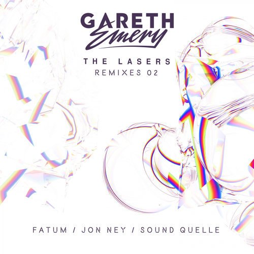 THE LASERS (Remixes 02)