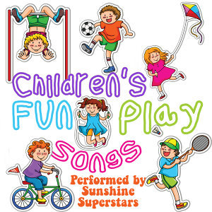 Head Shoulders Knees and Toes: Children's Fun Play Songs