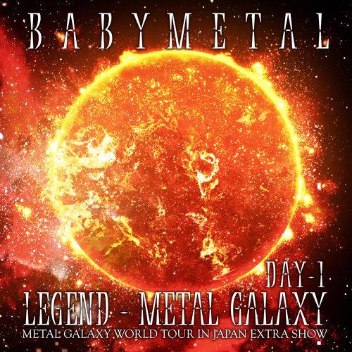 LEGEND – METAL GALAXY [DAY 1]
