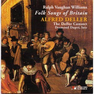 Ralph Vaughan Williams: Folk Songs of Britain