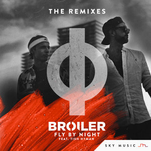Fly By Night - The Remixes