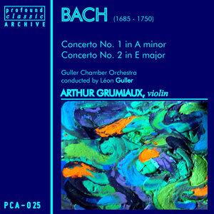 Bach: Concertos No. 1, BWV 1041 & No. 2, BWV 1042
