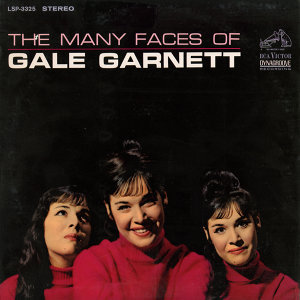 The Many Faces of Gale Garnett