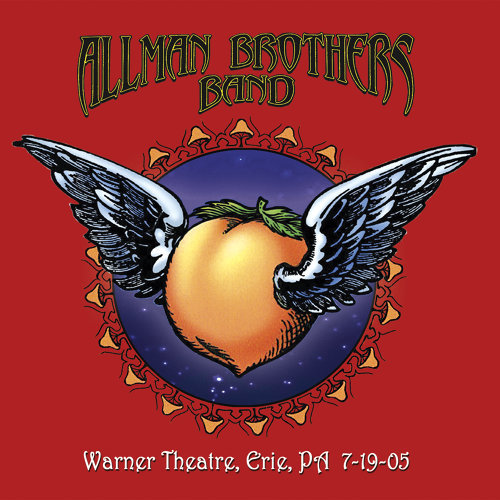 Leave My Blues at Home - Live from Warner Theatre, Erie, PA 7-19-05