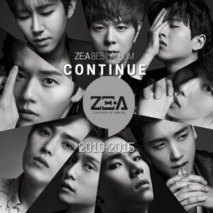 CONTINUE 新歌+精選全紀錄 2010-2015