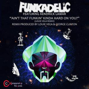 Ain't That Funkin' Kinda Hard on You? - Remixes