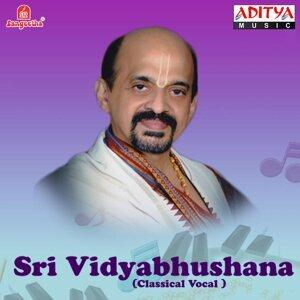 Vocal: Sri Vidyabhushana