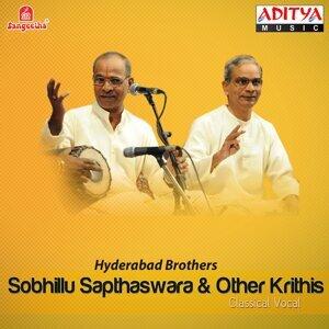 Sobhillu Sapthaswara & Other Krithis