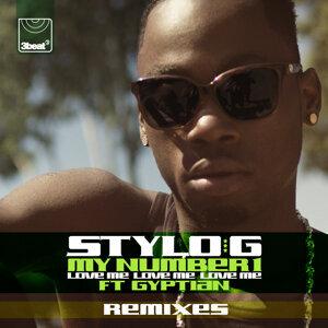 My Number 1 (Love Me, Love Me, Love Me) - Remixes