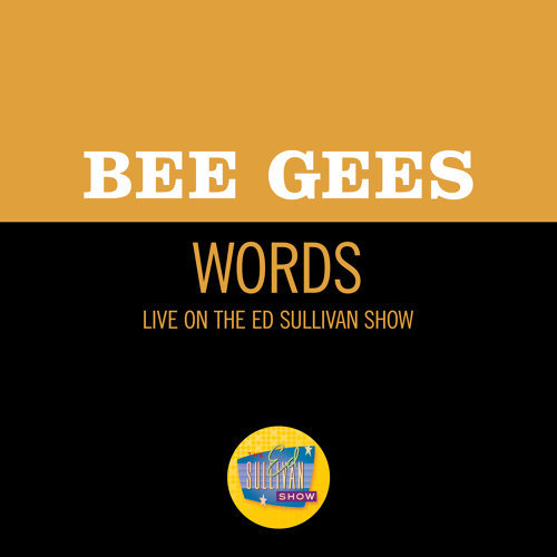 Words - Live On The Ed Sullivan Show, March 17, 1968