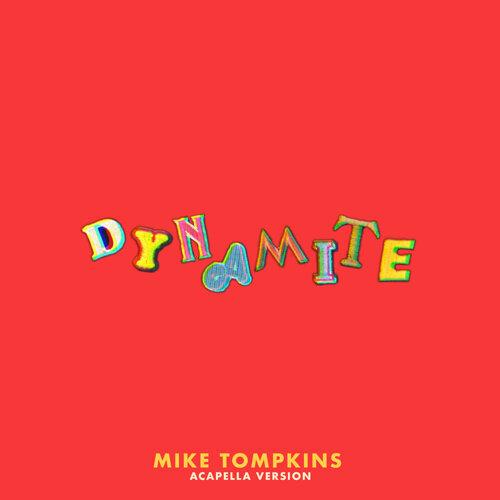 Dynamite - Acapella