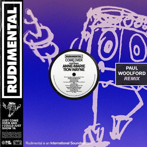 Come Over (feat. Anne-Marie & Tion Wayne) - Paul Woolford Remix