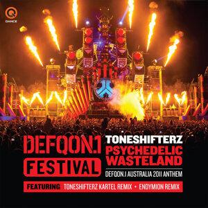 Psychedelic Wasteland (Defqon.1 Australia Anthem 2011)