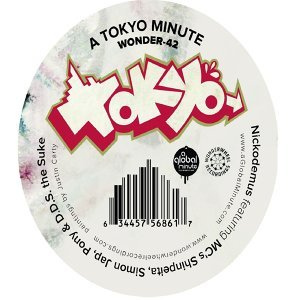 A Tokyo Minute - Single