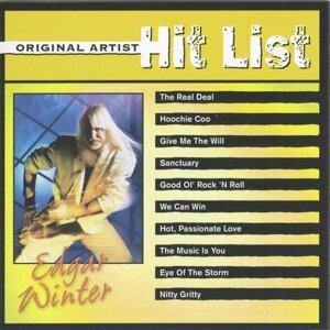 Original Artist Hit List: Edgar Winter