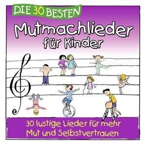 Die 30 besten Mutmachlieder für Kinder - 30 lustige Lieder für mehr Mut und Selbstvertrauen