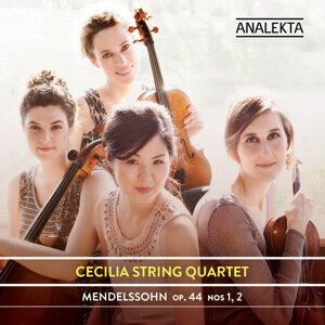 Mendelssohn: Op. 44, Nos. 1, 2