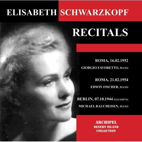 Schubert, Brahms & Others: Art Songs (Live)