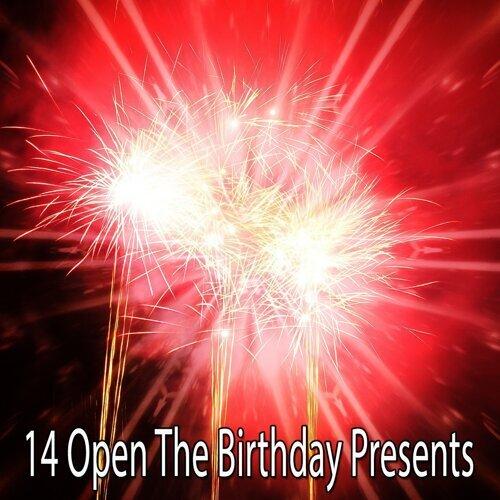 14 Open The Birthday Presents