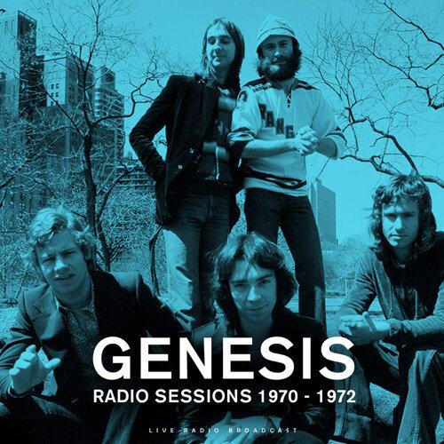 Radio Sessions 1970 - 1972 - live